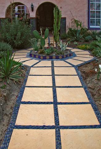 Cal Ga Crete High Performance Concrete Tiles Floor Tiles